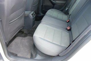 2010 Volkswagen Golf VI MY10 103TDI DSG Comfortline White 6 Speed Sports Automatic Dual Clutch Wagon