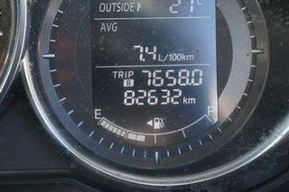 2014 Mazda CX-5 KE1021 MY14 Maxx SKYACTIV-Drive AWD Sport Silver 6 Speed Sports Automatic Wagon