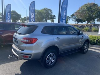 2018 Ford Everest UA II 2019.00MY Trend Silver 10 Speed Sports Automatic SUV.