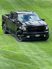 2021 Chevrolet Silverado T1 MY21 1500 LTZ Premium Pickup Crew Cab W/Tech Pack Black 10 Speed