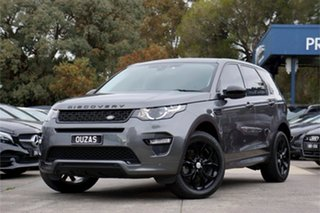 2019 Land Rover Discovery Sport L550 19MY SE Grey 9 Speed Sports Automatic Wagon