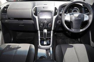 2018 Isuzu MU-X MY18 LS-M Rev-Tronic 4x2 Splash White 6 Speed Sports Automatic Wagon