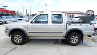 2006 Ford Courier PH (Upgrade) XLT Crew Cab 4x2 Silver 5 Speed Automatic Utility