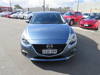 2014 Mazda 3 SP25 SKYACTIV-Drive Sedan.