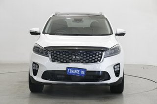 2019 Kia Sorento UM MY19 GT-Line Snow White 8 Speed Sports Automatic Wagon.