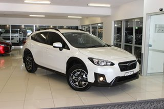 2019 Subaru XV G5X MY19 2.0i Lineartronic AWD Limited Edition White 7 Speed Constant Variable Wagon.