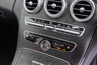 2016 Mercedes-Benz C-Class W205 807MY C63 AMG SPEEDSHIFT MCT S Diamond White Bright 7 Speed