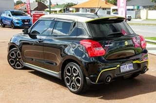 2019 Suzuki Swift AZ Sport Black 6 Speed Sports Automatic Hatchback.