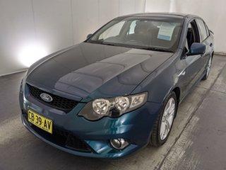 2009 Ford Falcon FG XR6 Green 6 Speed Sports Automatic Sedan.