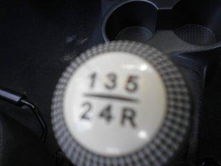 2008 Hyundai Getz TB MY07 SX Red 5 Speed Manual Hatchback