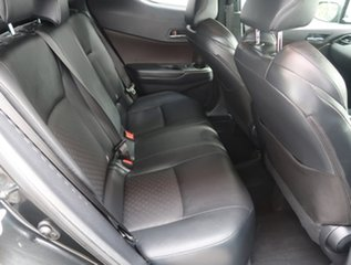 2016 Toyota C-HR NGX10R Koba S-CVT 2WD Black 7 Speed Constant Variable Wagon