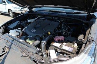 2016 Toyota Hilux GUN126R SR Extra Cab Grey 6 Speed Manual Utility