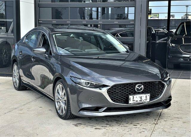 Demo Mazda 3 BP2SLA G25 SKYACTIV-Drive Astina Edwardstown, 2021 Mazda 3 G25 SKYACTIV-Drive Astina Sedan