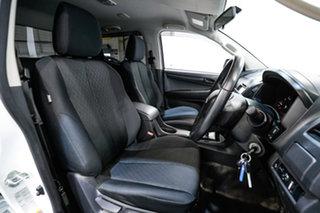 2019 Isuzu D-MAX MY19 SX Crew Cab 4x2 High Ride White 6 Speed Sports Automatic Utility