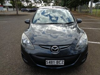 2012 Mazda 2 DE10Y2 MY13 Neo Grey 4 Speed Automatic Hatchback.