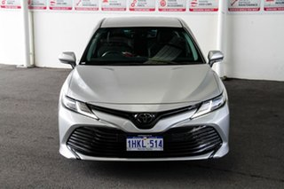 2018 Toyota Camry ASV70R Ascent Silver Pearl 6 Speed Automatic Sedan
