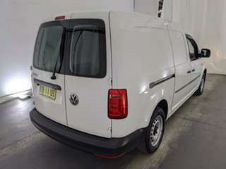 2018 Volkswagen Caddy 2KN MY18 TDI250 Maxi DSG White 6 Speed Sports Automatic Dual Clutch Van