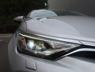 2016 Toyota Corolla ZWE186R Hybrid E-CVT Silver 1 Speed Constant Variable Hatchback Hybrid.
