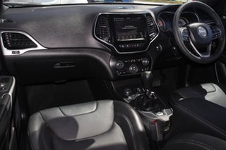 2020 Jeep Cherokee KL MY21 S-Limited Black 9 Speed Sports Automatic Wagon