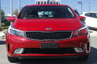 2018 Kia Cerato BD MY19 S Red 6 Speed Sports Automatic Hatchback