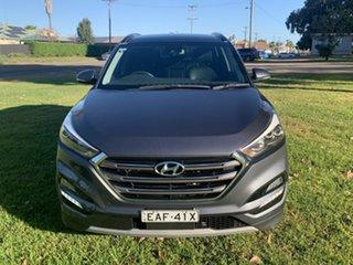2018 Hyundai Tucson TLE2 MY18 Highlander AWD Grey 6 Speed Sports Automatic Wagon.