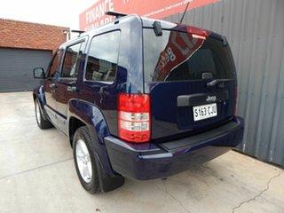 2011 Jeep Cherokee KK MY11 Sport Blue 4 Speed Automatic Wagon