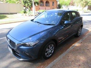 2018 Mazda CX-3 DK2W7A Neo SKYACTIV-Drive Blue 6 Speed Sports Automatic Wagon