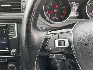2016 Volkswagen Jetta 1B MY17 118TSI Trendline White 6 Speed Manual Sedan