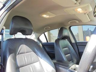 2011 Ford Falcon FG G6E Grey 6 Speed Sports Automatic Sedan