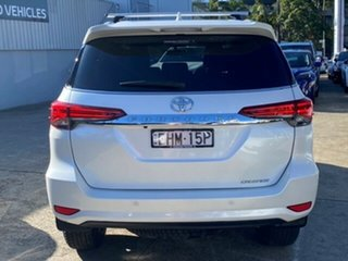 2019 Toyota Fortuner GUN156R Crusade Crystal Pearl 6 Speed Automatic Wagon