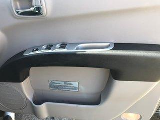 2011 Mitsubishi Triton MN MY11 GLX-R Double Cab Black 5 Speed Manual Utility