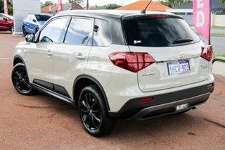 2020 Suzuki Vitara LY Series II 2WD Cream/blac 6 Speed Sports Automatic Wagon.