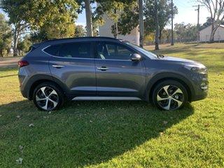 2018 Hyundai Tucson TLE2 MY18 Highlander AWD Grey 6 Speed Sports Automatic Wagon