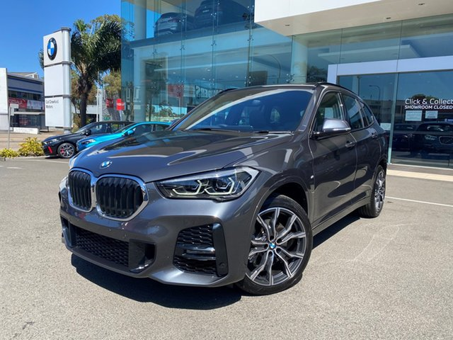 Used BMW X1 F48 xDrive 25i M Sport Brookvale, 2020 BMW X1 F48 xDrive 25i M Sport Mineral Grey 8 Speed Automatic Wagon