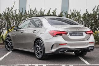 2020 Mercedes-Benz A-Class A180 DCT Mojave Silver 7 Speed Sports Automatic Dual Clutch Sedan.