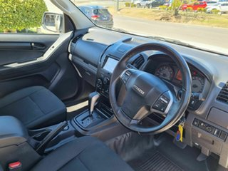 2017 Isuzu D-MAX MY17 SX Space Cab White 6 Speed Sports Automatic Cab Chassis