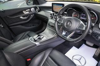 2017 Mercedes-Benz GLC-Class X253 807MY GLC250 d 9G-Tronic 4MATIC Obsidian Black 9 Speed.