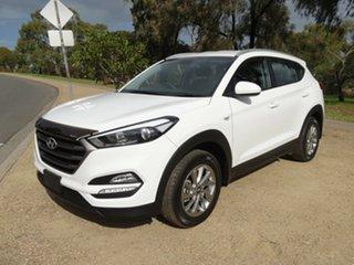 2016 Hyundai Tucson TLE Active 2WD White 6 Speed Sports Automatic Wagon.