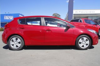2018 Kia Cerato BD MY19 S Red 6 Speed Sports Automatic Hatchback.