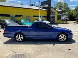 2006 Holden Ute VZ MY06 S Blue 4 Speed Automatic Utility