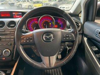 2009 Mazda CX-7 ER1032 Luxury Activematic Sports White 6 Speed Sports Automatic Wagon