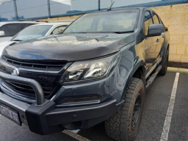 Pre-Owned Holden Colorado RG MY20 LS (4x4) Myaree, 2019 Holden Colorado RG MY20 LS (4x4) 6 Speed Automatic Crew Cab Pickup