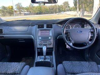 2004 Ford Falcon BA Mk II XR8 White 4 Speed Sports Automatic Sedan