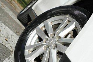 2012 Mitsubishi ASX XA MY12 Aspire White 6 Speed Manual Wagon