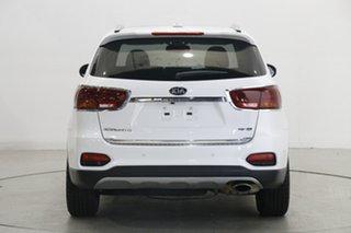2019 Kia Sorento UM MY19 GT-Line Snow White 8 Speed Sports Automatic Wagon