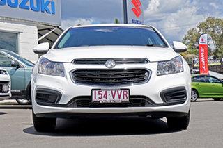 2015 Holden Cruze JH Series II MY15 CD Sportwagon White 6 Speed Sports Automatic Wagon.