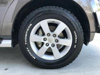 2011 Mitsubishi Pajero NT MY11 RX Bronze 5 Speed Sports Automatic Wagon