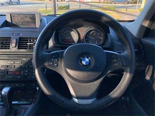 2009 BMW X3 E83 xDrive20d Lifestyle White 6 Speed Automatic Wagon