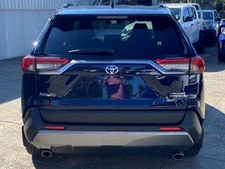 2019 Toyota RAV4 Axah52R Cruiser 2WD Saturn Blue 6 Speed Constant Variable Wagon.