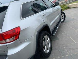 2012 Jeep Grand Cherokee WK MY2013 Laredo Red 5 Speed Sports Automatic Wagon